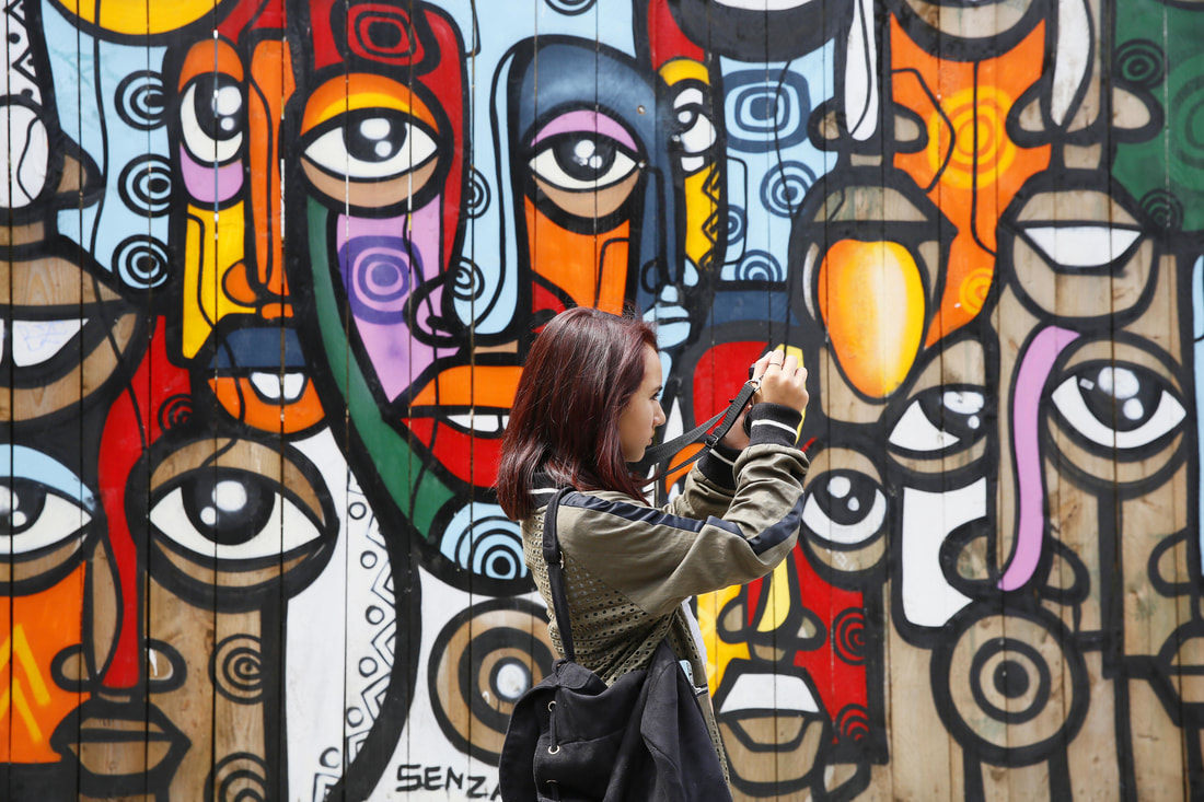 Street art click photography workshops